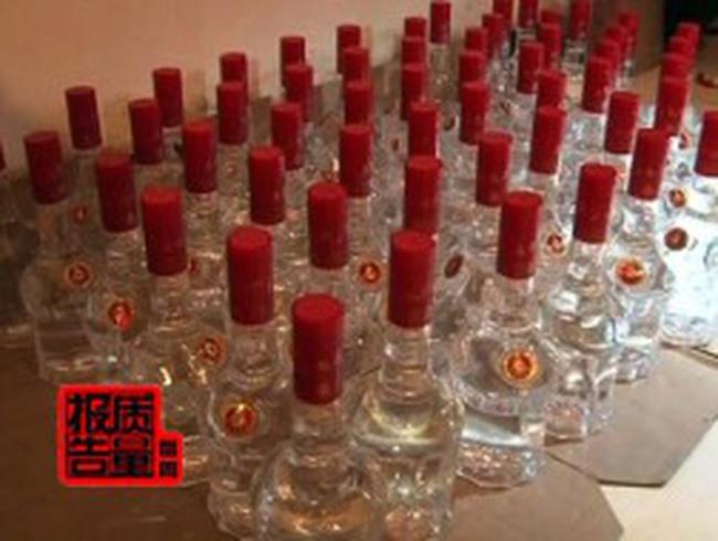 Bóc mẽ công nghệ sản xuất rượu dỏm ở Trung Quốc