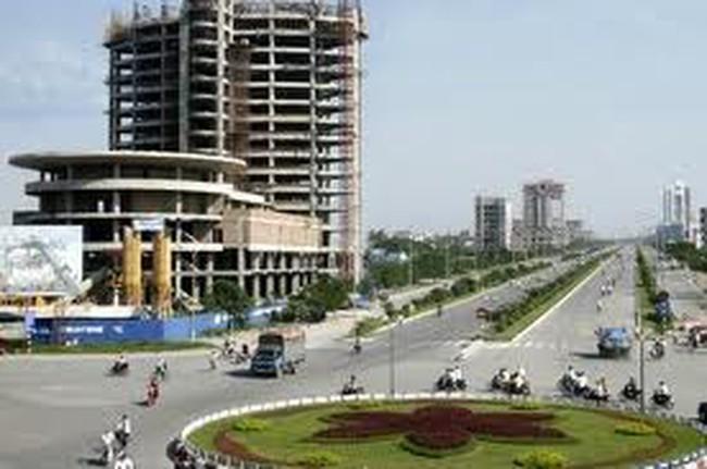 Năm 2015, đất đô thị sẽ đạt khoảng 335.000 ha