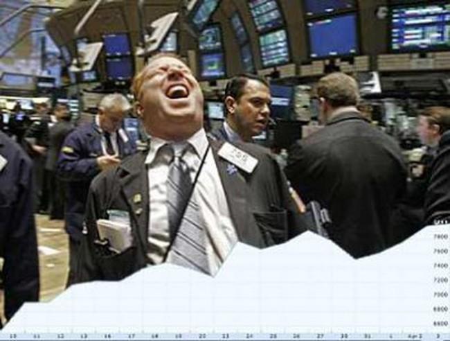 Dow Jones tăng 150 điểm khi thất nghiệp Mỹ xuống 8,3%
