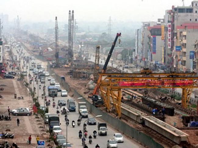 Thanh tra Dự án đường vành đai 3 đoạn Mai Dịch - Linh Đàm