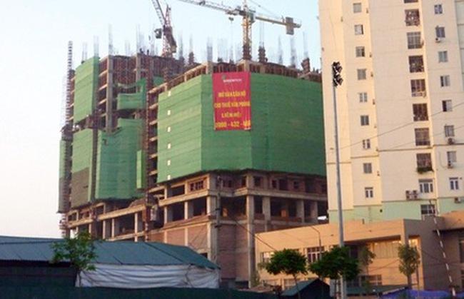 Bộ Xây dựng mua chung cư làm nhà ở công vụ