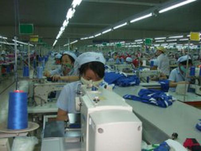Giá trị sản xuất công nghiệp tại KCN - KCX: Bình quân 2 triệu USD/ha