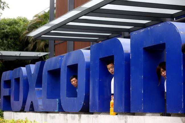 Nhiều vấn đề đã được phát hiện tại nhà máy của Foxconn tại Trung Quốc