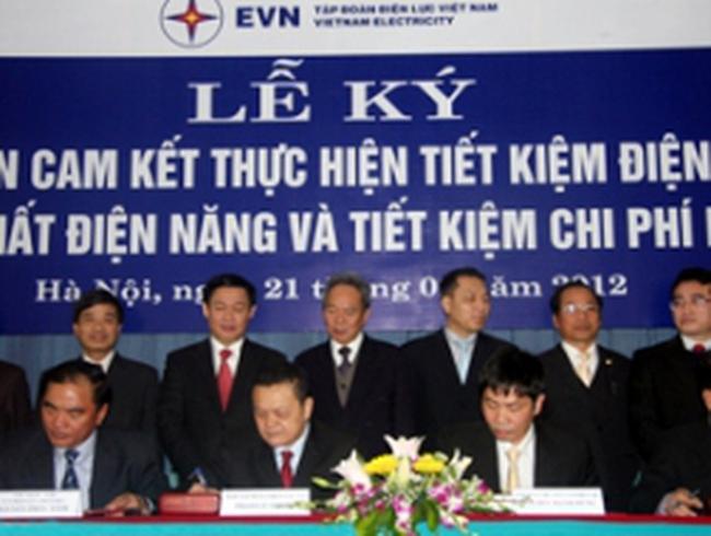 EVN cam kết tiết kiệm hơn 1.800 tỷ đồng chi phí sản xuất kinh doanh