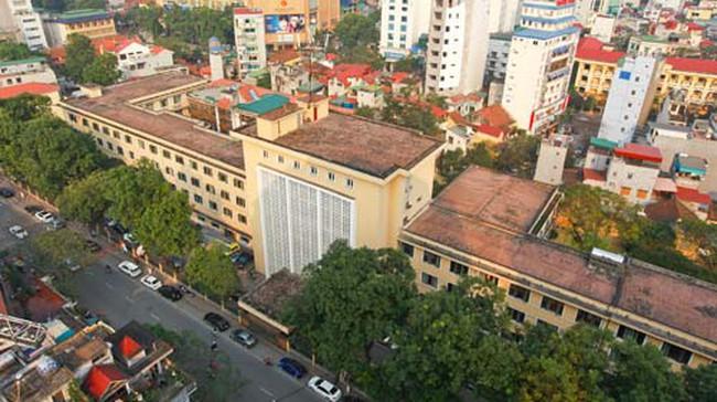 Hà Nội muốn mua lại trụ sở các bộ ngành