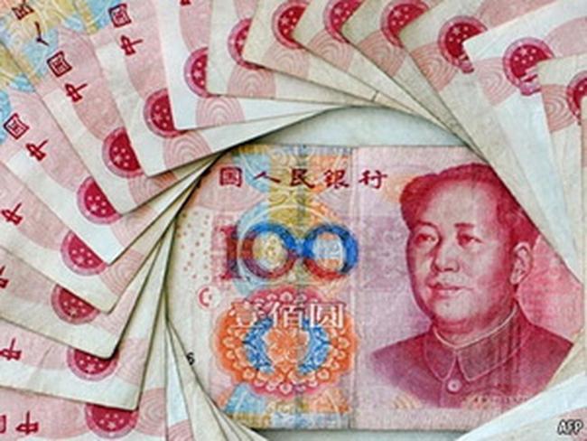 """Dòng tiền """"nóng"""" rời Trung Quốc trong năm 2011"""
