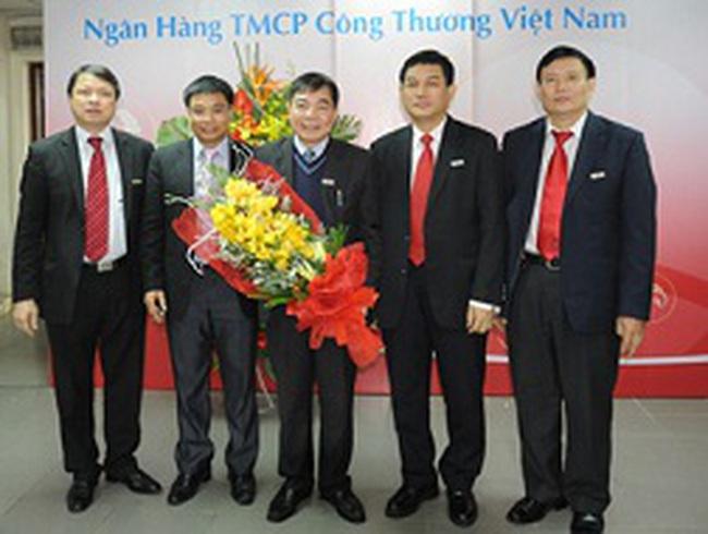 NHNN điều động PTGĐ Vietinbank làm Vụ trưởng Vụ tín dụng