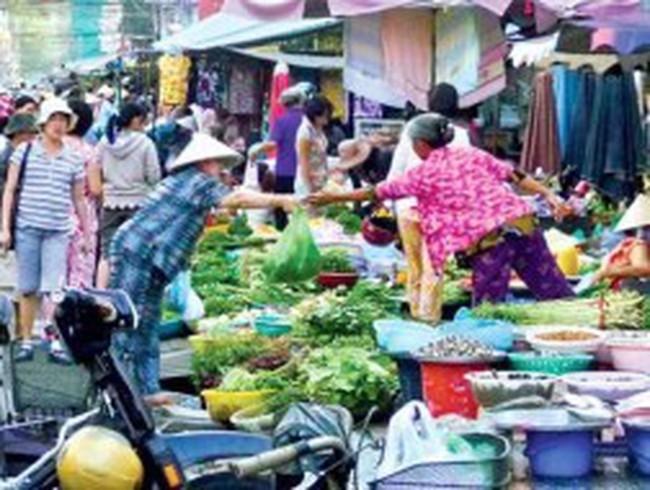 CPI tháng 3 của Hà Nội dự báo tăng khoảng 0,8%