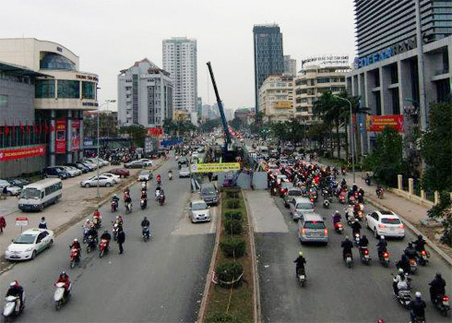 Hà Nội chi hơn 550 tỷ đồng xây hai cầu vượt
