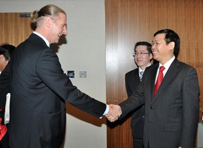 Dragon Capital sẽ lập quỹ đầu tư 100 triệu USD vào doanh nghiệp Việt