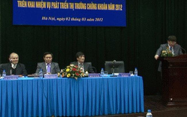 Bộ trưởng Bộ Tài chính: Hai hôm nay Thủ tướng ký 3 văn bản về phát triển TTCK Việt Nam