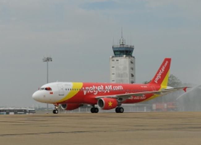 VietJetAir: Từ ngày 05/3 mở bán vé từ 299.000đồng/lượt trên tất cả chặng bay nội địa