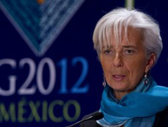 IMF: Nguy cơ suy thoái toàn cầu đã lắng dịu