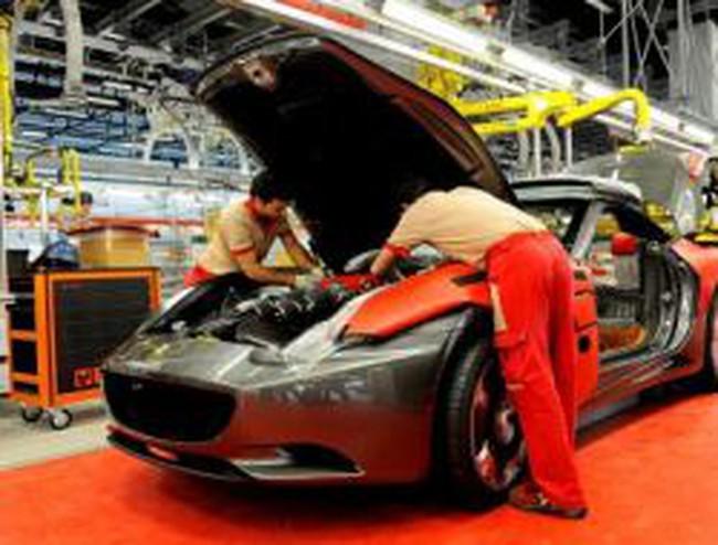 Doanh số bán xe ô tô tại Mỹ tăng mạnh nhất 4 năm