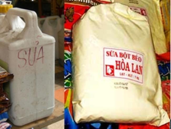 """Sữa hộp tăng giá, sữa bột """"xá"""" lên đời"""