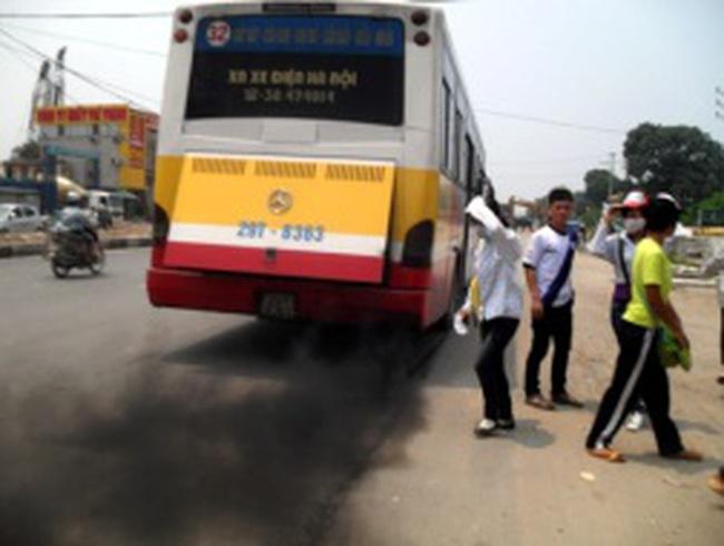 Đầu tư hơn 35 tỷ để cải thiện vận tải công cộng Hà Nội