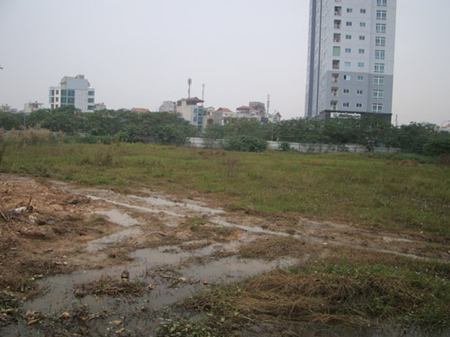 Hà Nội sẽ thu hồi một số khu đất