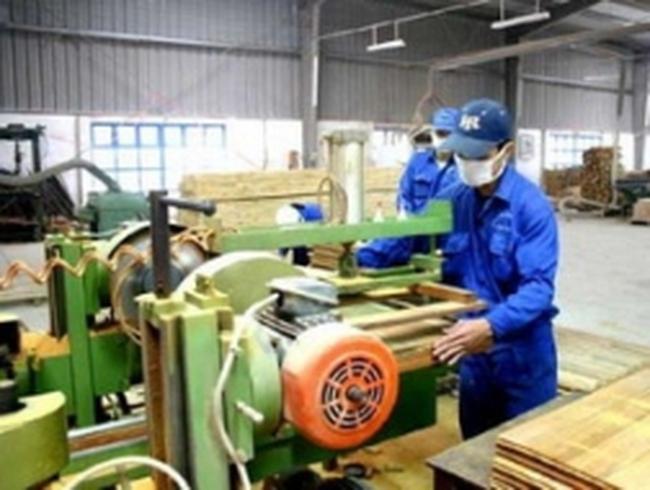 Lào Cai hoạt động nhà máy lâm sản 1,2 vạn m3