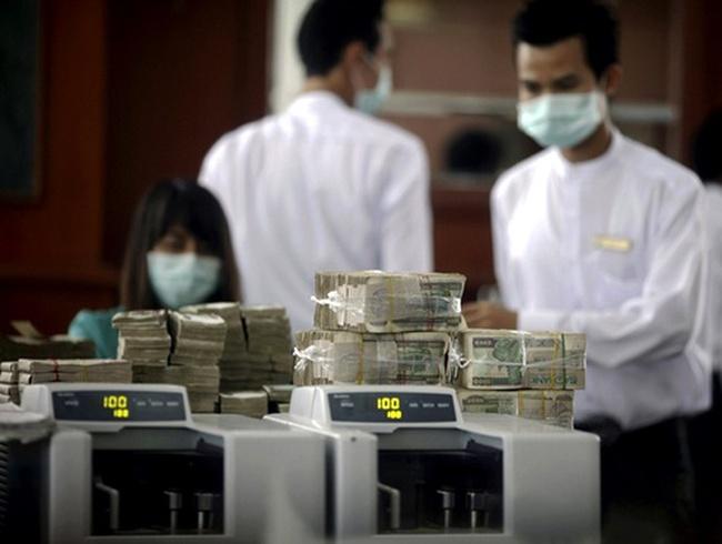 """Myanmar đang trở thành """"nam châm"""" hút tiền?"""