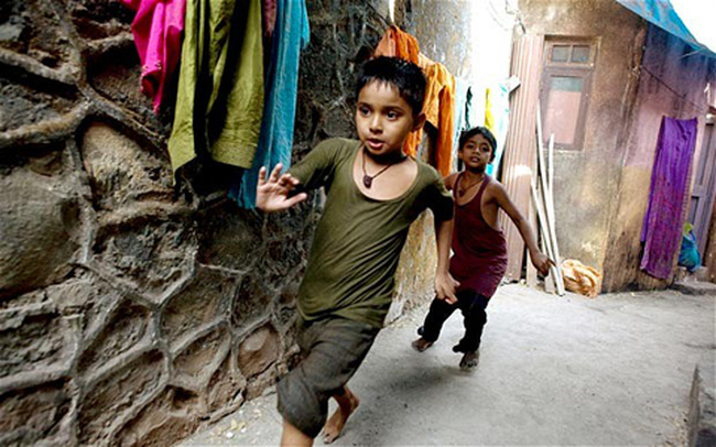 Nhà ổ chuột tiền tỷ ở Mumbai