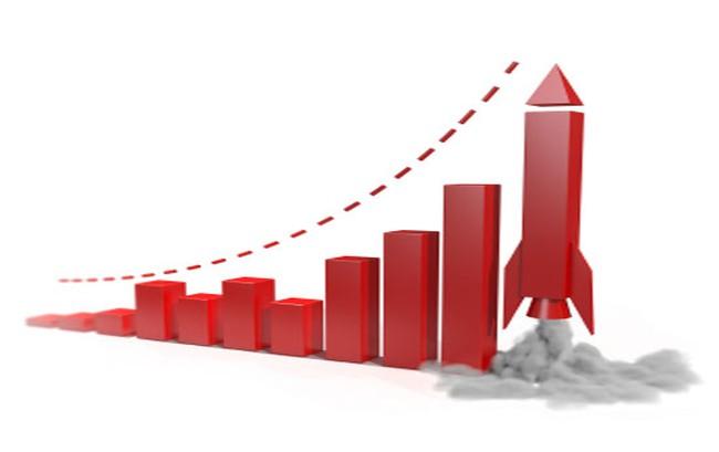 Hàng loạt cổ phiếu tăng phi mã trong tháng 2