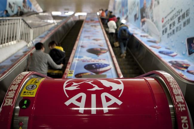 AIG bán 6 tỷ USD cổ phần tại AIA để trả nợ Chính phủ Mỹ