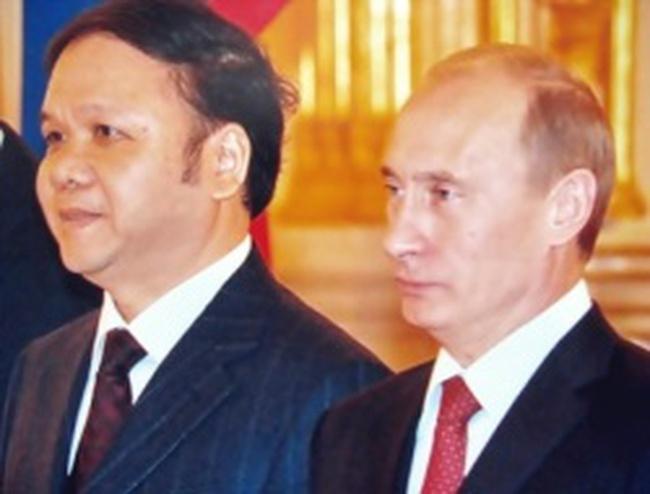 Cựu Đại sứ VN tại Nga: Putin thắng có lợi cho Việt-Nga