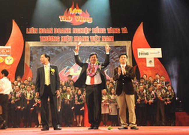Vincom lọt vào Top 10 thương hiệu mạnh Việt Nam