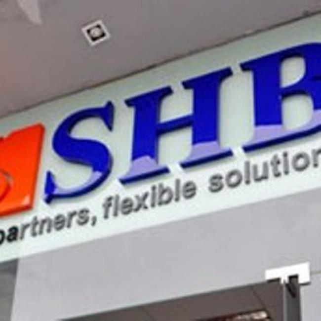 SHB thuộc nhóm I tăng trưởng tín dụng 17%
