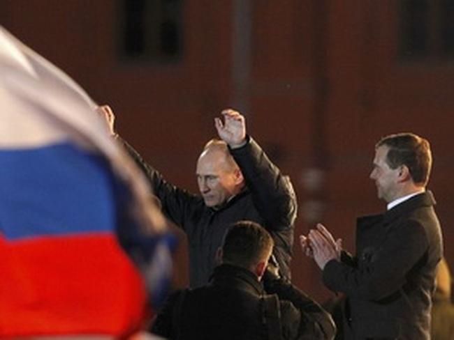 Putin - con người và số phận