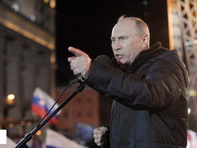 """SIK: """"Ông Putin chính thức đắc cử tổng thống Nga"""""""