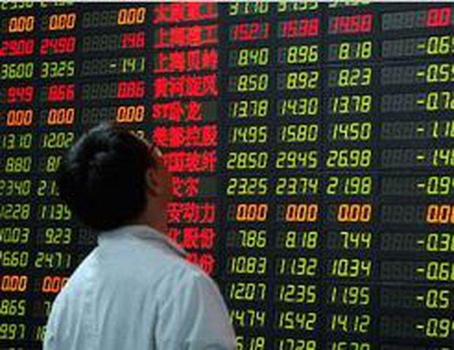 Lo ngại tăng trưởng, chứng khoán Trung Quốc giảm mạnh nhất 1 tháng