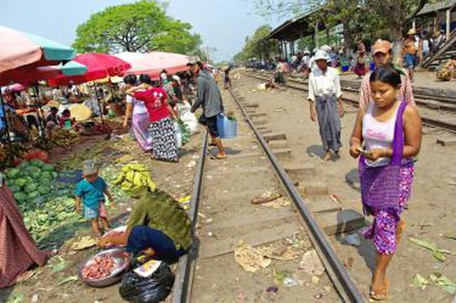 Myanmar đang là bản sao của Việt Nam đầu thập niên 1990