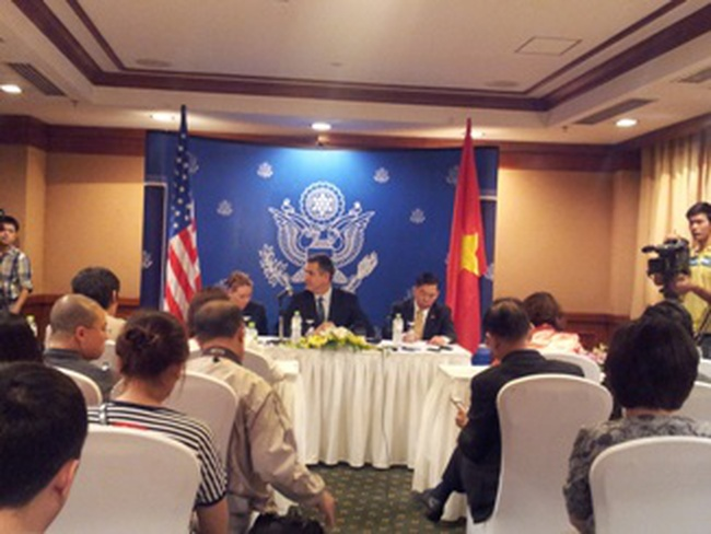 Thứ trưởng TM Hoa Kỳ Francisco Sánchez: Thương mại Việt-Mỹ phải nhìn về dài hạn