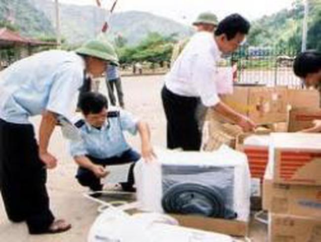 Gần 6.900 vi phạm hành chính về hải quan