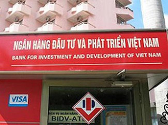 Điều chỉnh vốn điều lệ và cơ cấu vốn điều lệ BIDV