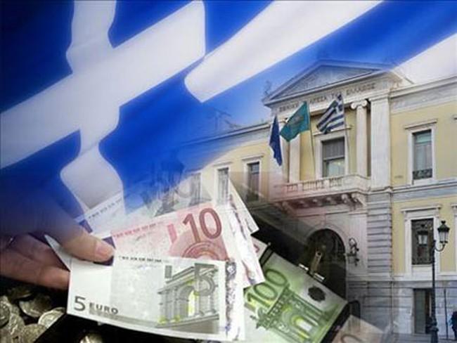 Các nhà đầu tư giữ 58% trái phiếu Hy Lạp đồng ý hoán đổi