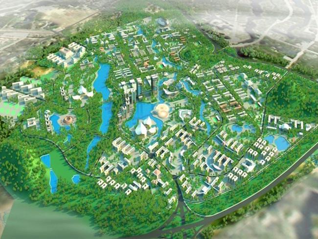 Yêu cầu báo cáo tiến độ dự án Đại học Quốc gia tại Hòa Lạc