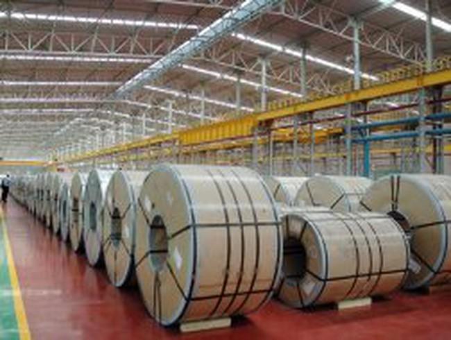 Posco khánh thành nhà máy thép không gỉ