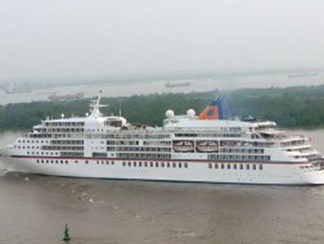 TPHCM thu hút nhiều khách tàu biển