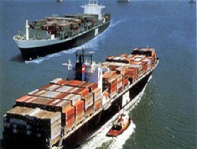 Giá cước vận tải biển sẽ tăng rất cao