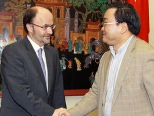 VN muốn UNIDO hợp tác lập chính sách công nghiệp