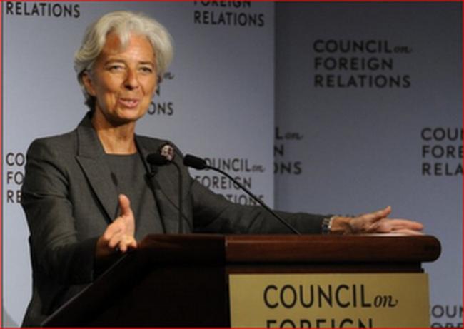 Giám đốc IMF đề xuất khoản vay 28 tỷ Euro cho Hy Lạp