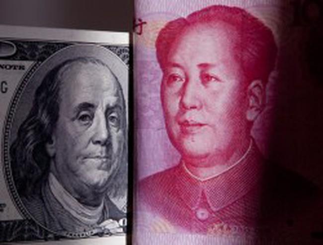 Trung Quốc thâm hụt thương mại lớn nhất từ 1989