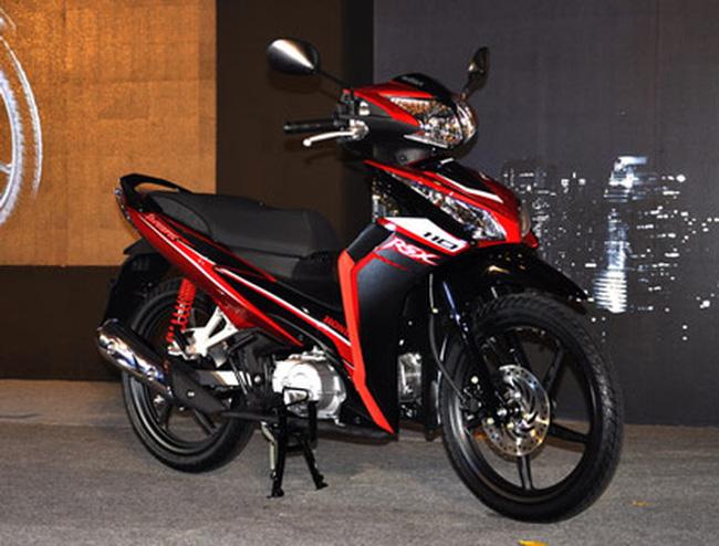Xe tay ga mới dồn dập ra mắt thị trường Việt