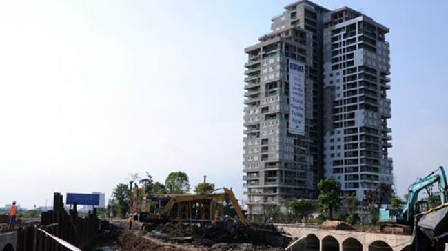 """Dự án Đảo Kim Cương: Gần 4.000m2 """"xây lậu"""" vẫn chưa bị """"trảm"""""""