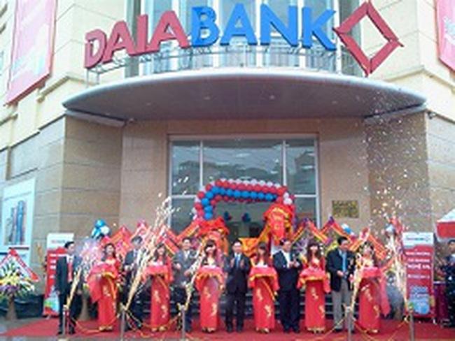 DaiA Bank: Chi trả cổ tức đợt 2/2011 bằng tiền mặt, tổ chức ĐHCĐ thường niên
