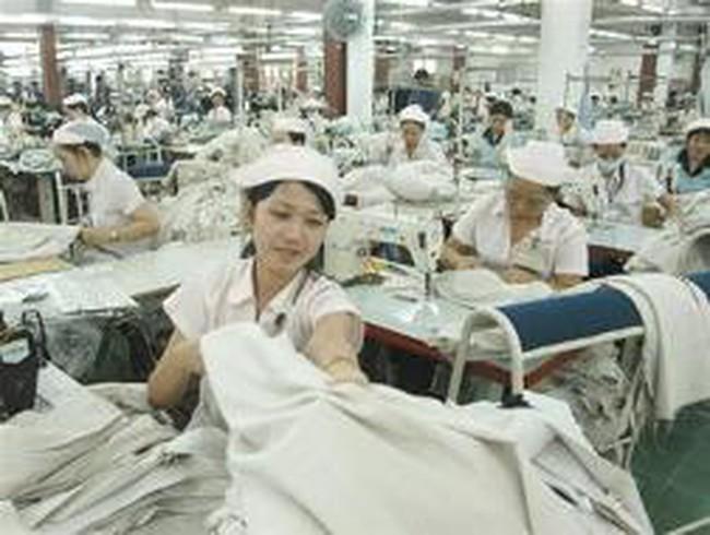 Xuất khẩu hàng dệt may sang châu Âu gặp khó