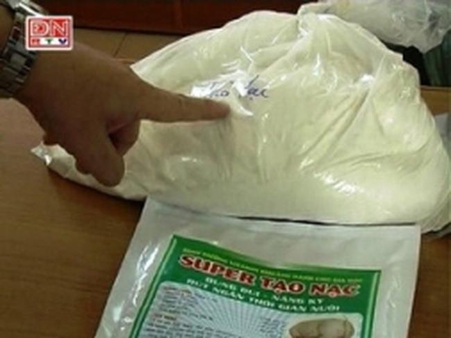 Đồng Nai: Phát hiện gần 2,5 tấn chất tạo nạc cho lợn