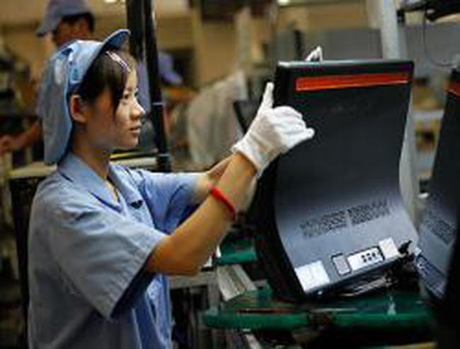 Đơn đặt hàng thiết bị Nhật tăng trở lại